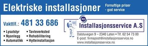 Installasjonsservice