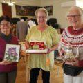 FOTO: Fra venstre: Siv Marie Bakken, Karin Hoel og Mary Engebakken. FOTO: Marit Amundsen