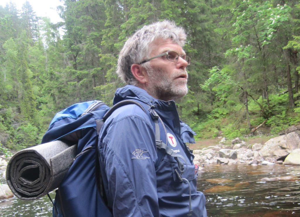 FORMIDABEL INNSATS: Steinar Wie Østlie (1957-2020) gjorde en kjempeinnsats for turistforeningen lokalt, og sørget for at mange kunne ta i bruk naturen rundt oss. Nå er han hedret med sin egen plass på Savalsæterhøgda.